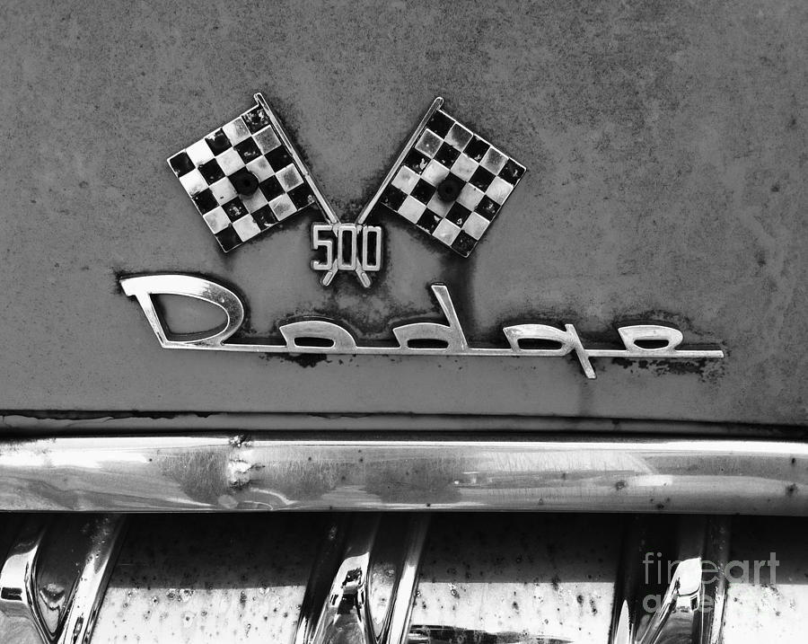 1956 Chevy 500 Series Photo 8 Photograph  - 1956 Chevy 500 Series Photo 8 Fine Art Print