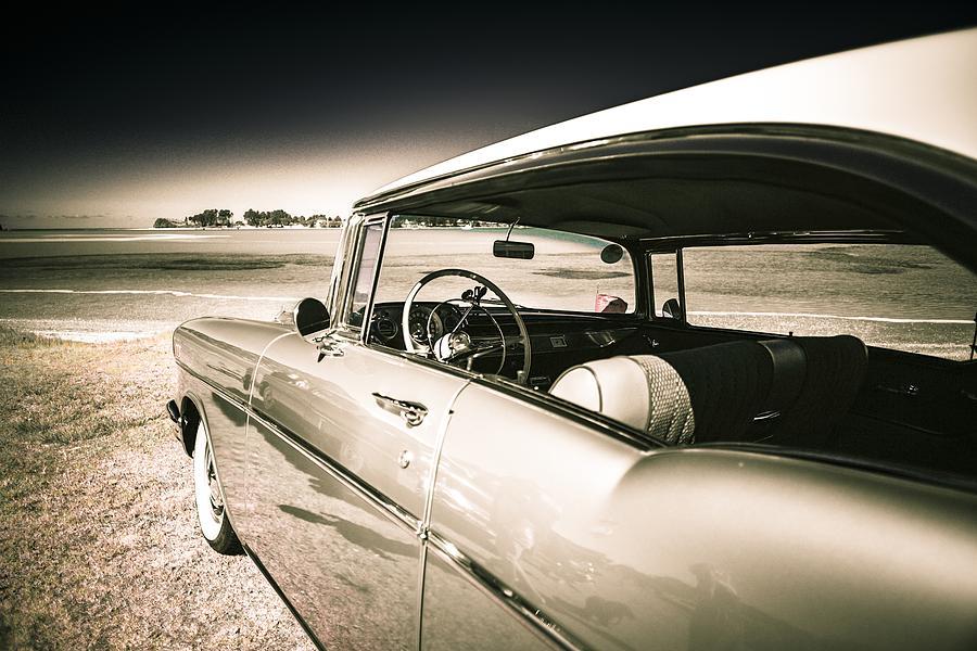 1957 Chev Bel Air Photograph