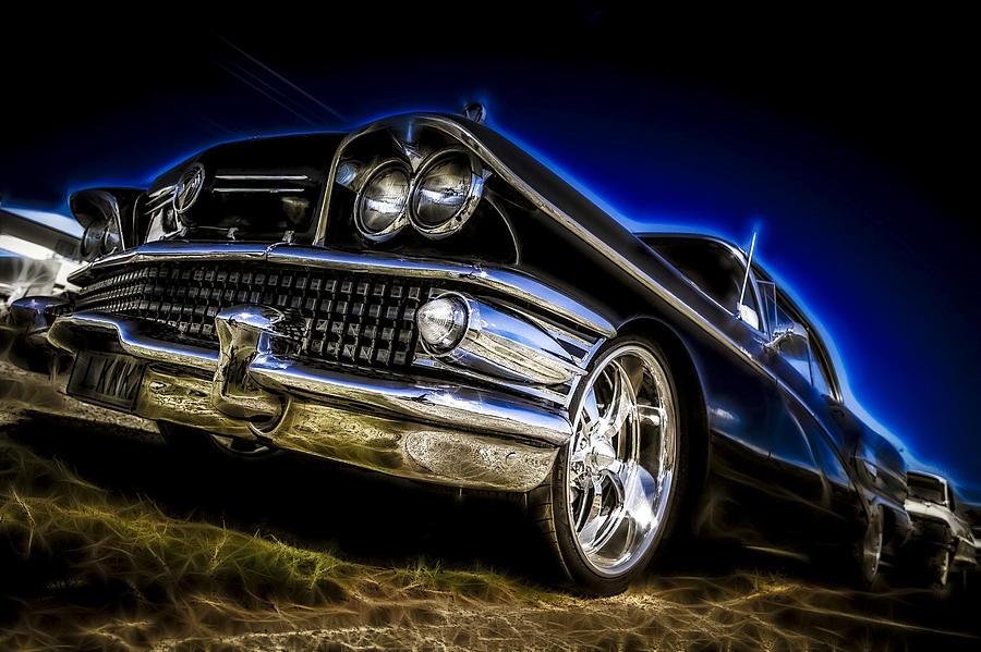 1958 Buick Century Photograph