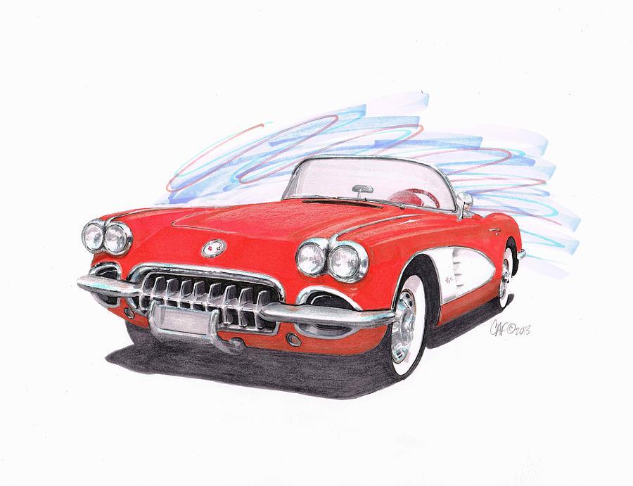 Corvette Posters For Sale Fine Art America Autos Weblog
