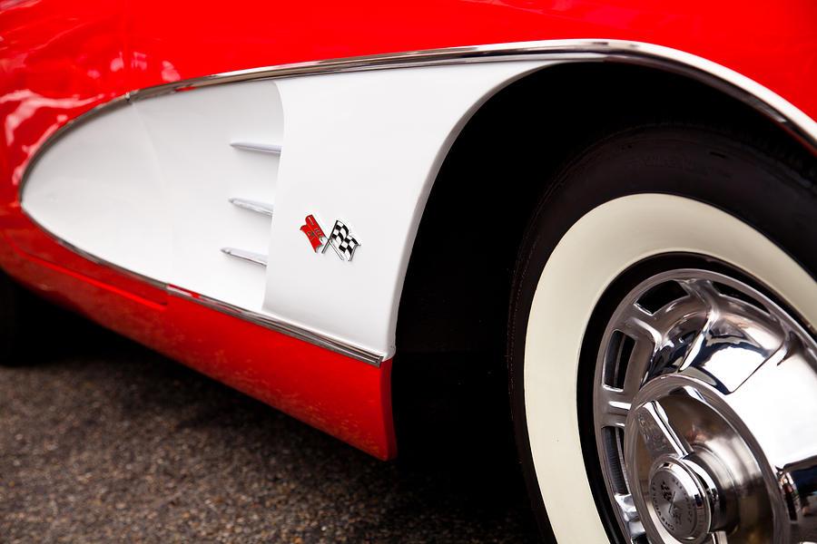 1959 Chevrolet Corvette Photograph