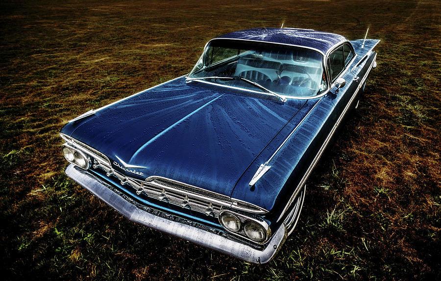 1959 Chevrolet Impala Photograph