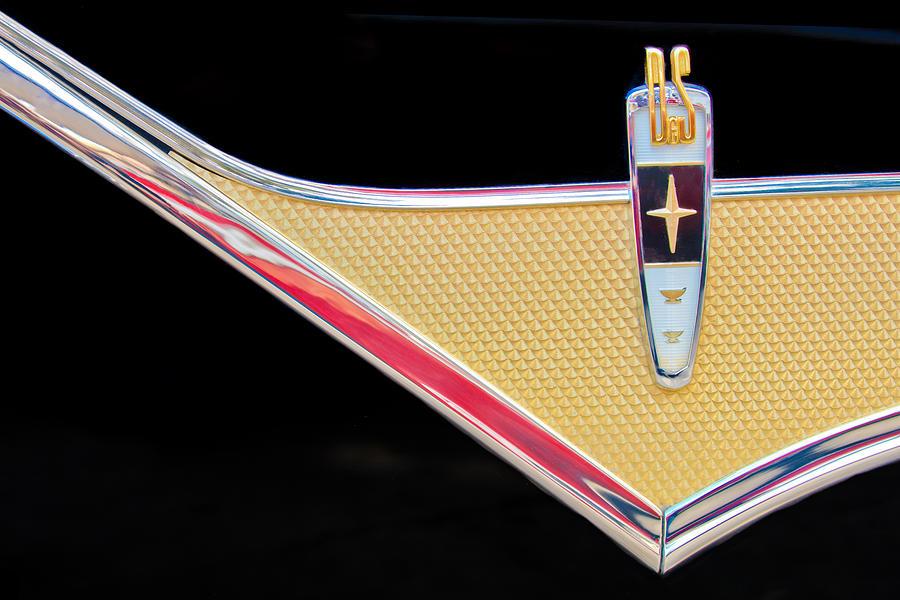 1959 Desoto Adventurer Emblem Photograph