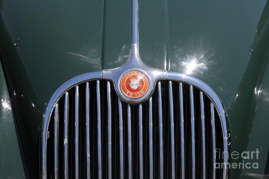 Transportation Photograph - 1959 Jaguar Xk150 Dhc 5d23300 by Wingsdomain Art and Photography