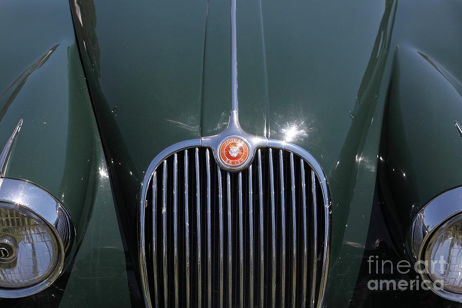 1959 Jaguar Xk150 Dhc 5d23301 Photograph