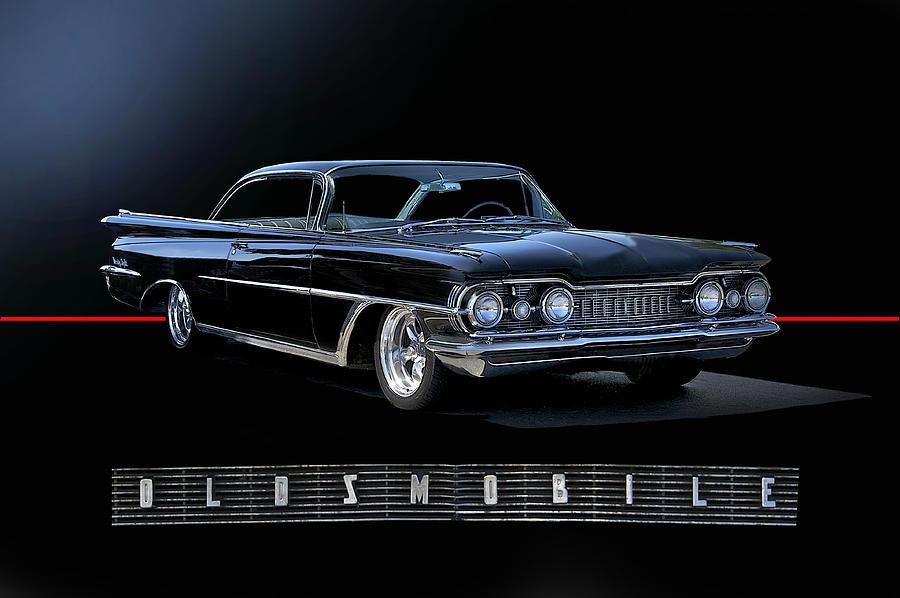 1959 Oldsmobile Custom I Photograph