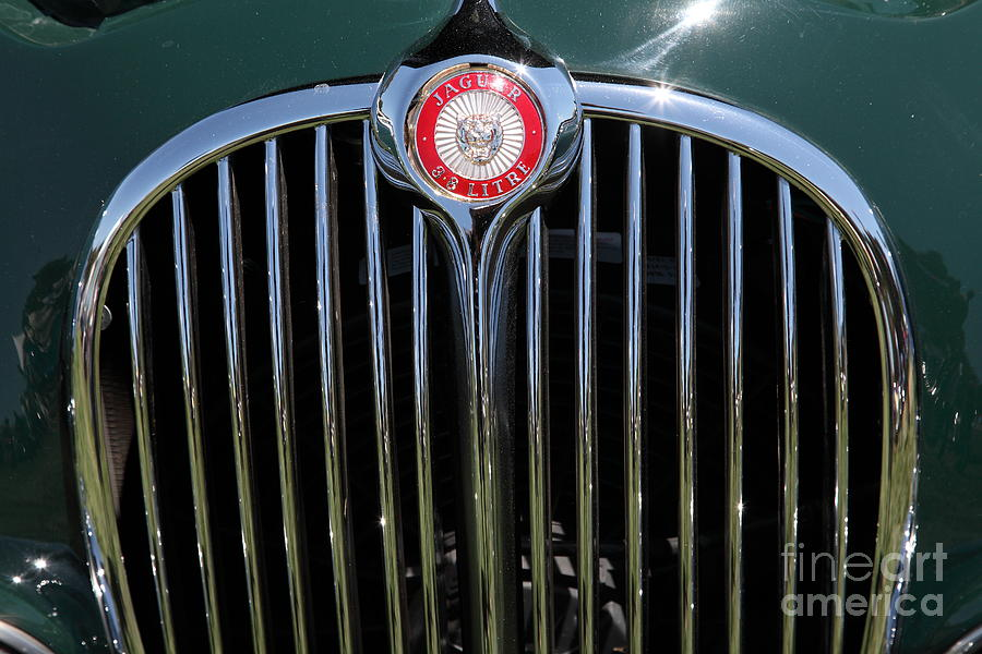 1962 Jaguar Mark II 5d23328 Photograph  - 1962 Jaguar Mark II 5d23328 Fine Art Print