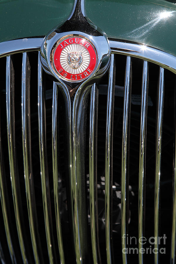 1962 Jaguar Mark II 5d23329 Photograph