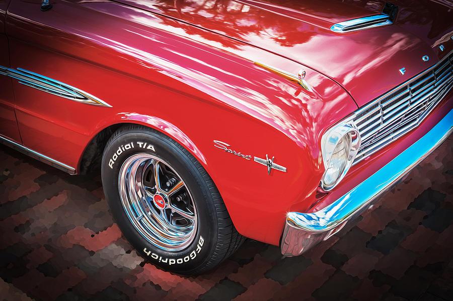 1963 Ford Falcon Sprint Convertible  Photograph