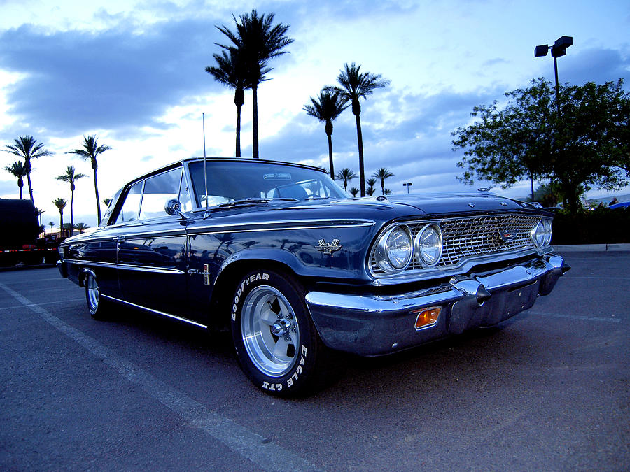 1963 Ford Galaxie Photograph