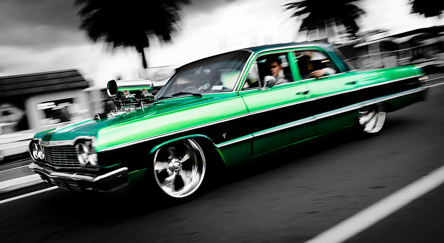 1964 Chevrolet Impala Photograph