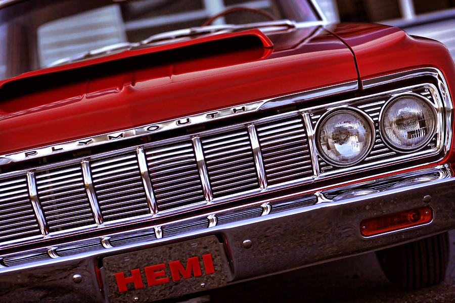 1964 Plymouth Savoy Photograph