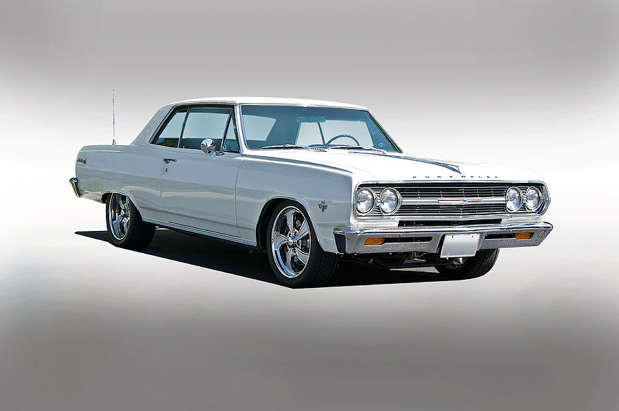 1965 Chevelle Malibu Ss is a photograph by Dave Koontz which was ...