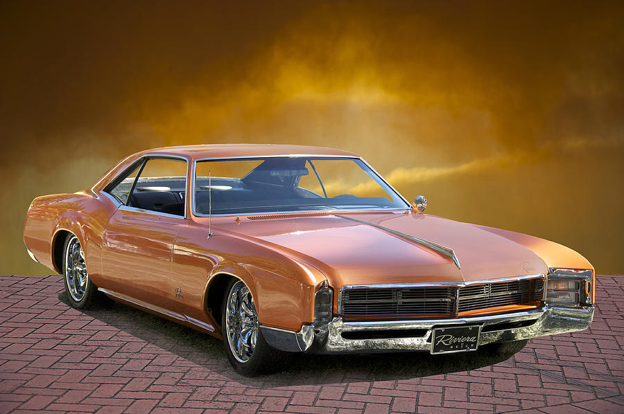 1966 Buick Riviera Related Infomation Specifications
