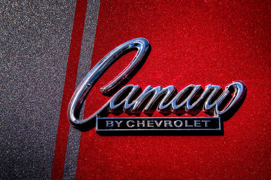 1966 Chevy Camaro Photograph