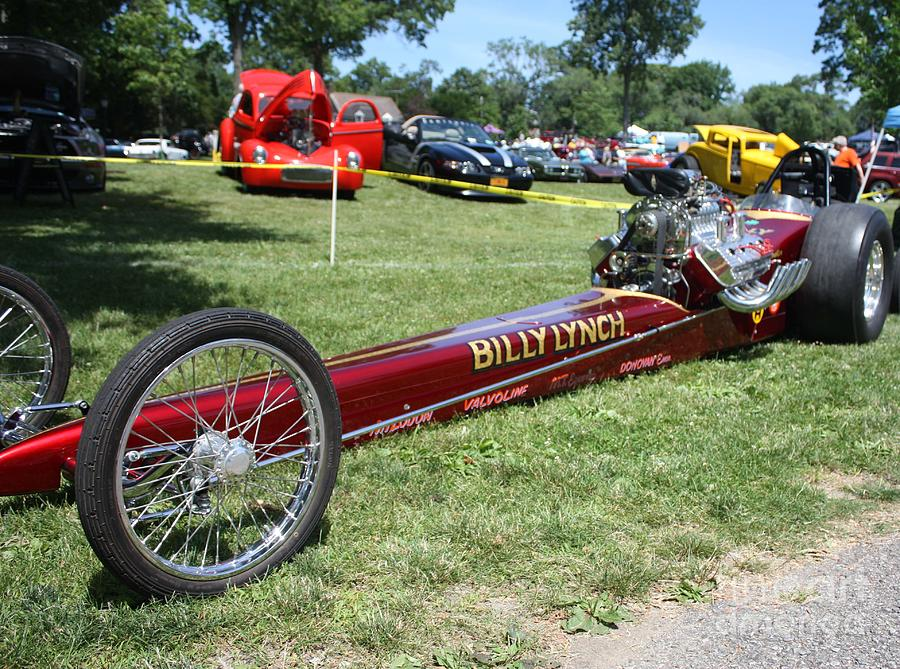 1967 Billy Lynchs Top Fuel Dragster Photograph  - 1967 Billy Lynchs Top Fuel Dragster Fine Art Print
