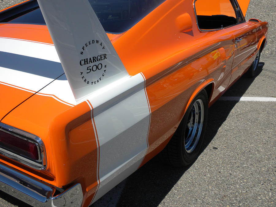 1967 Dodge Charger 02 Photograph