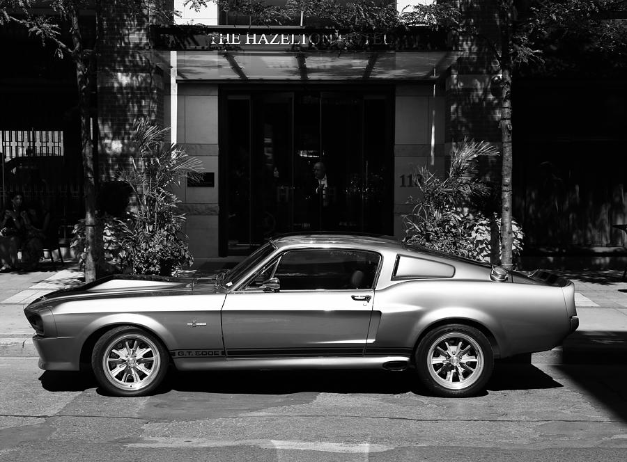 1967 Shelby Mustang B Photograph