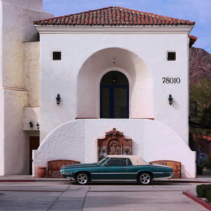 1968 Ford Thunderbird 2-door Landau Photograph