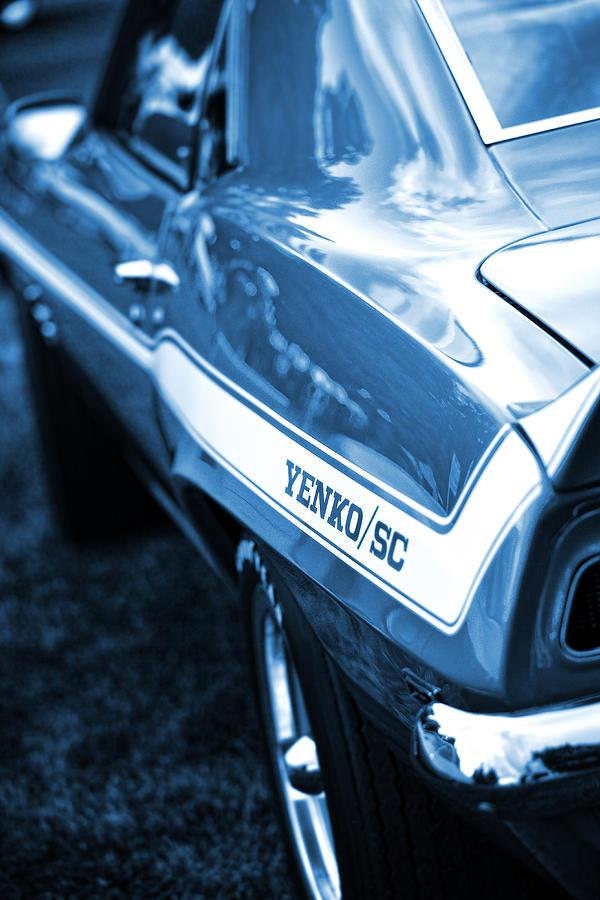 1969 Photograph - 1969 Chevrolet Camaro Yenko Sc 427 by Gordon Dean II