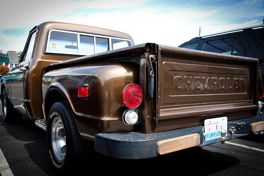 1969 Chevrolet Pickup II Photograph