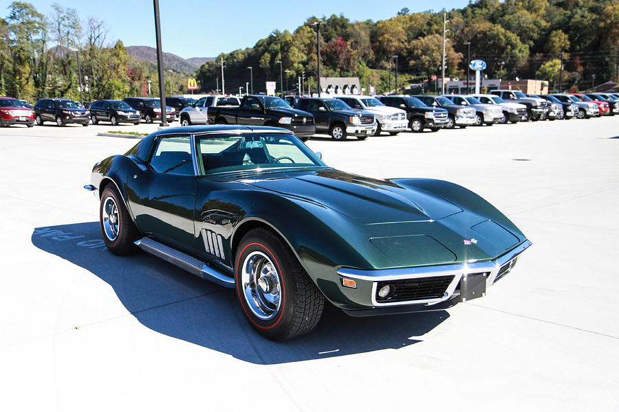 1969 corvette stingray is a photograph by seth solesbee which was. Cars Review. Best American Auto & Cars Review