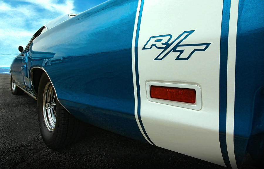 1969 Dodge Coronet Rt Photograph  - 1969 Dodge Coronet Rt Fine Art Print