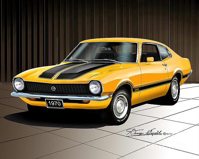 1970 Ford Maverick Grabber Related Infomation