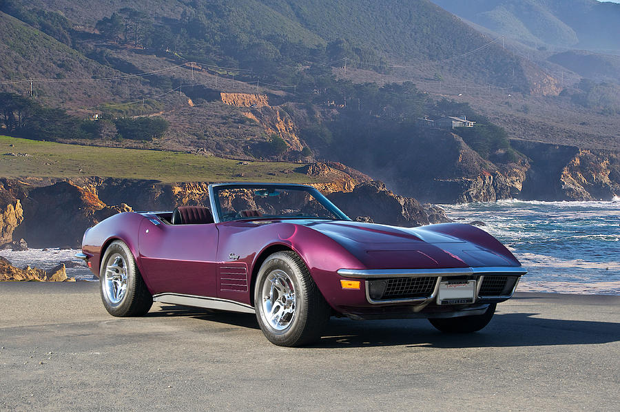 1971 corvette stingray is a photograph by dave koontz which was. Cars Review. Best American Auto & Cars Review