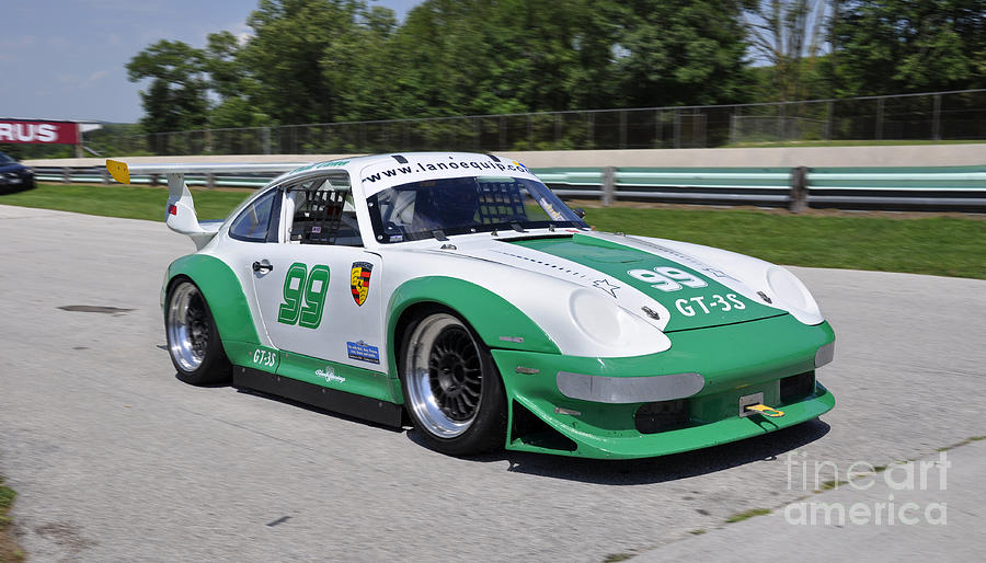 1976 Porsche 993 Gt3 Photograph By Tad Gage