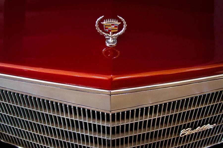 1984 Cadillac Eldorado Biarritz Photograph