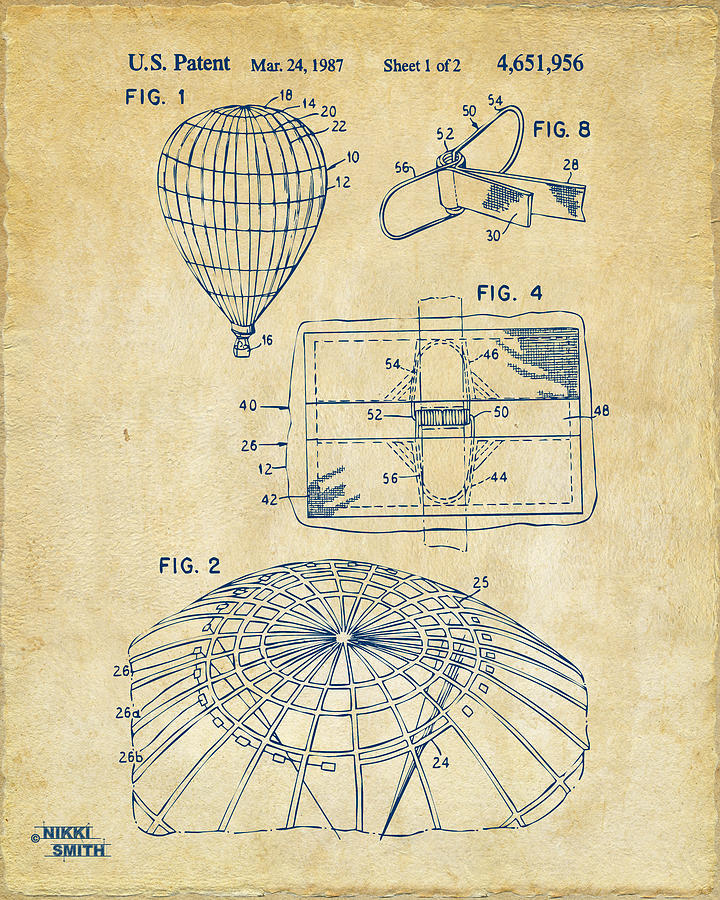 series 60 diagram with 1987 Hot Air Balloon Patent Artwork Vintage Nikki Marie Smith on Front 2DLeaf 2DSpring 2DAssembly 2D12 2DLeaf 2DSpring 2DPack further 1713618 besides Watch as well Watch also Rivera.
