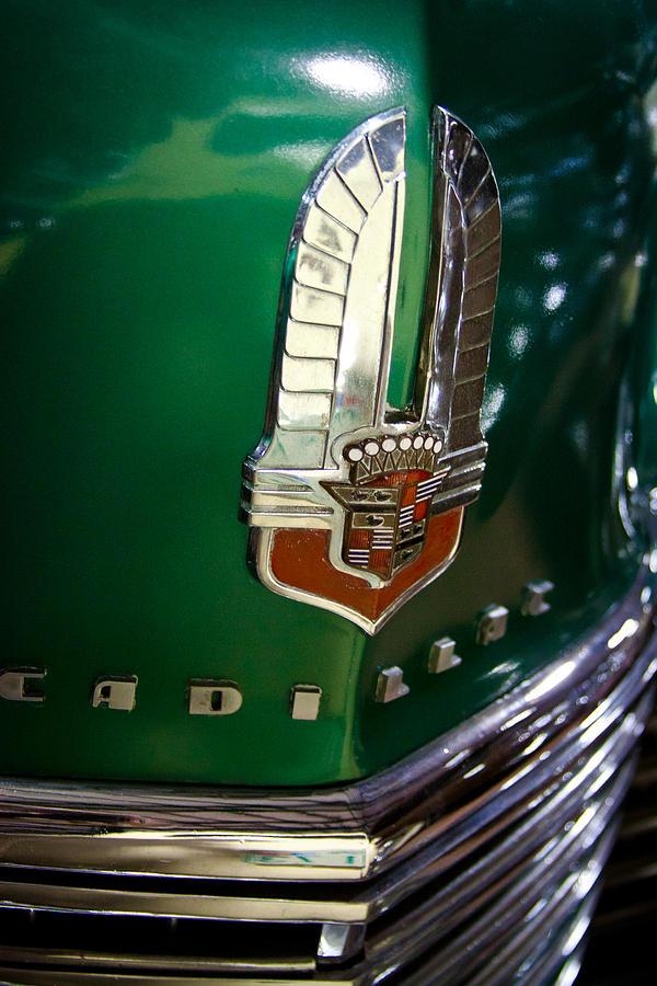 1941 Cadillac Series 62 Convertible Sedan Photograph