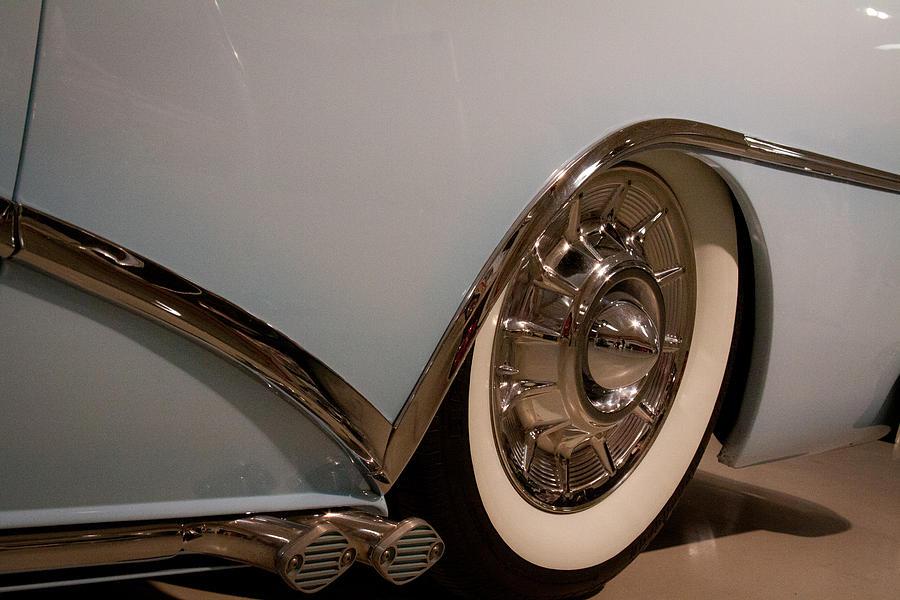 1954 Buick Century Convertible Photograph