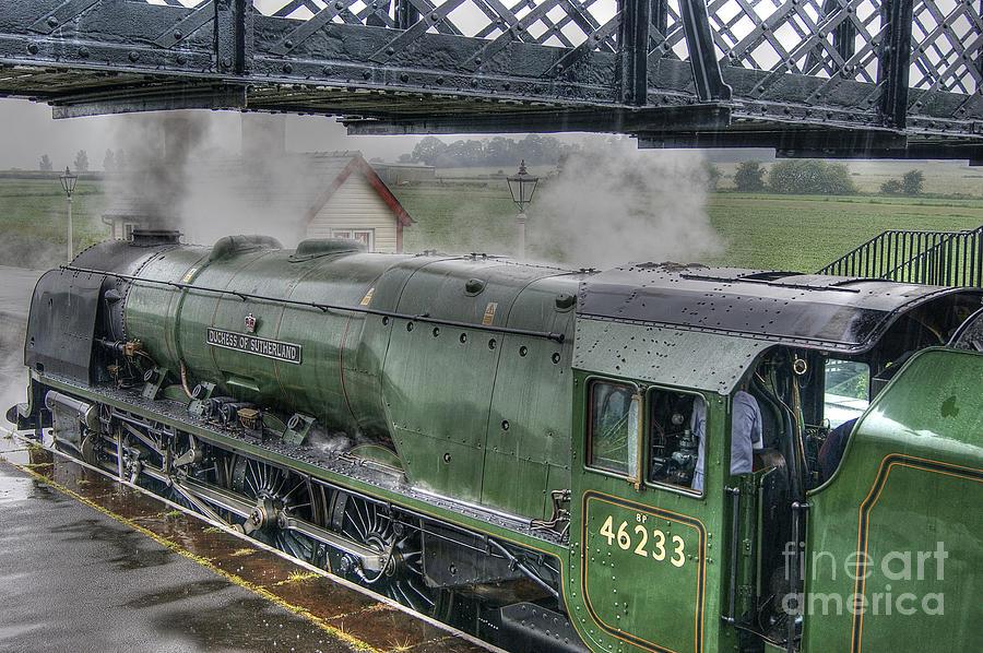 46233 Duchess Of Sutherland Photograph
