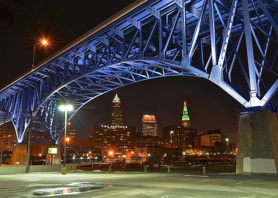 A Cleveland Night Photograph
