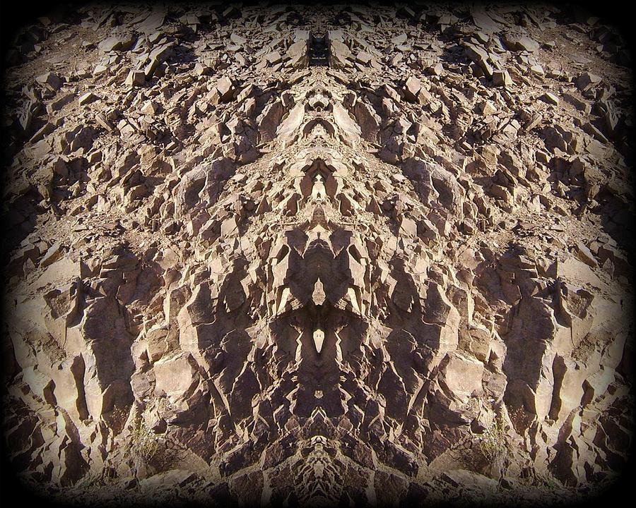 Original Photograph - Abstract 25 by J D Owen
