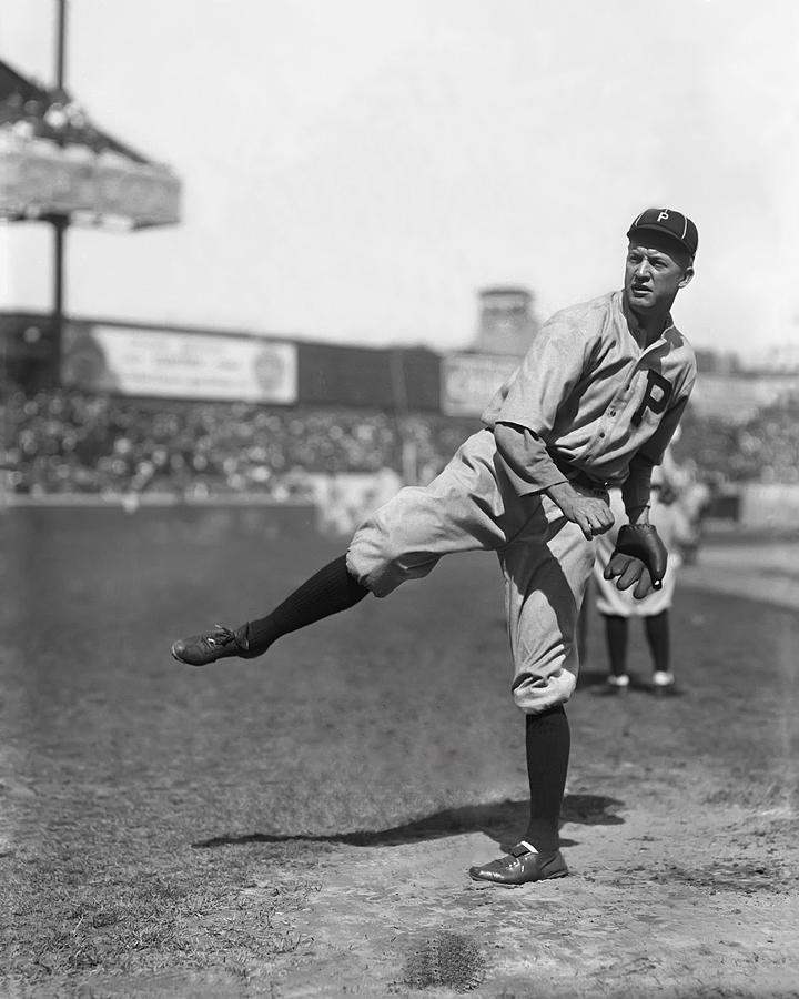 Alexander Grover Philadelphia Phillies Photograph