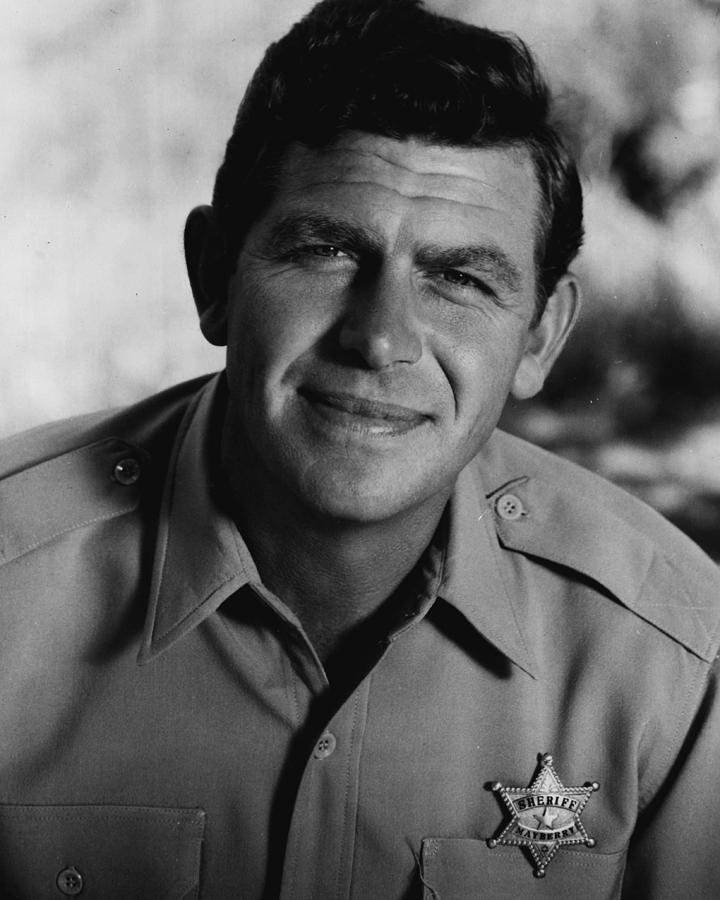 Andy Griffith Photograph