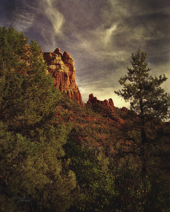 Another View Of Snoopy Rock Photograph  - Another View Of Snoopy Rock Fine Art Print