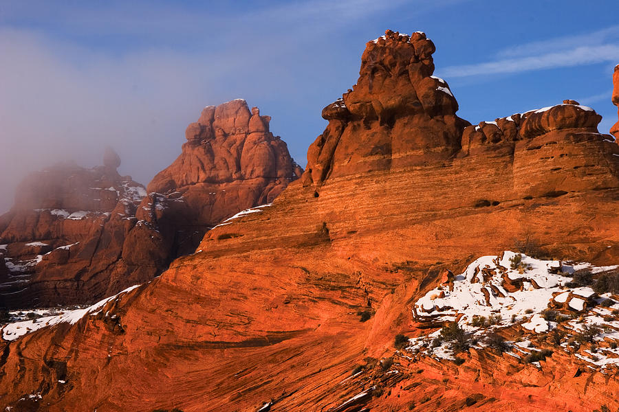 Garden Of Eden Photograph - Arches National Park by Utah Images