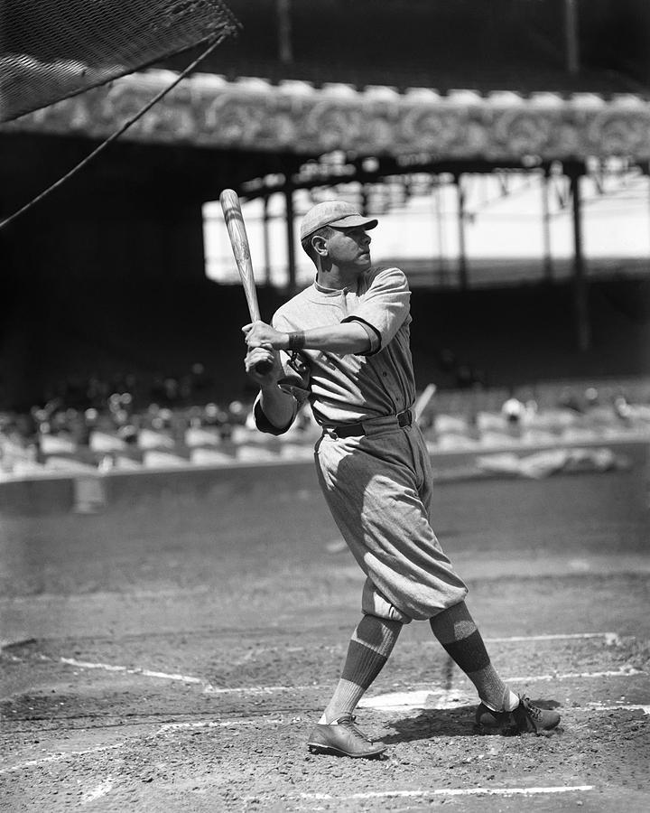 Babe Ruth New York Yankees Photograph