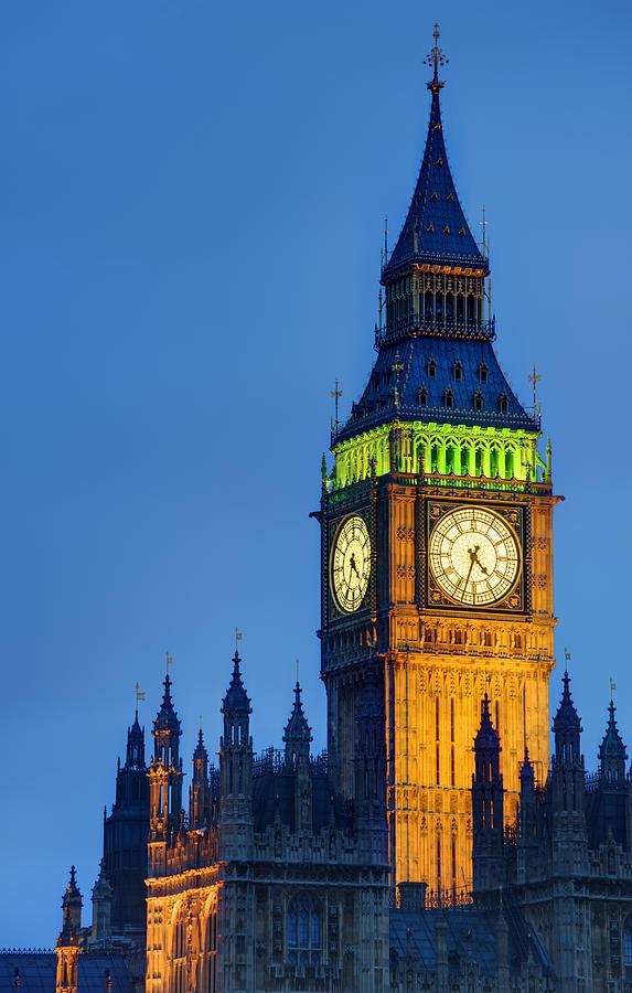 Big Ben London Photograph