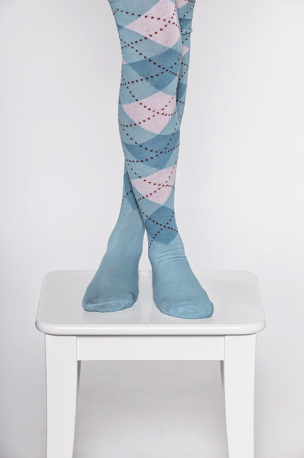 Burlington Socks Photograph  - Burlington Socks Fine Art Print