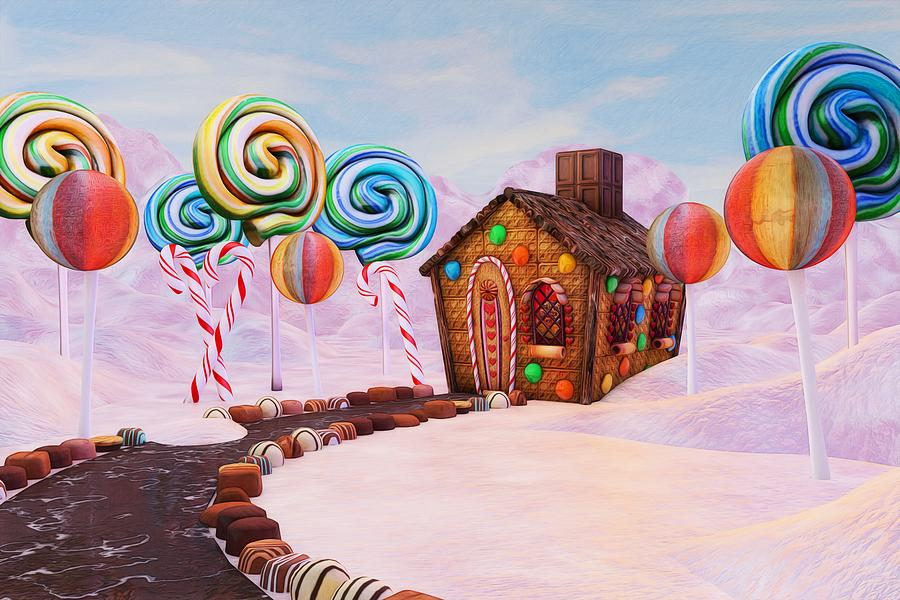 Candy World by Liam Liberty