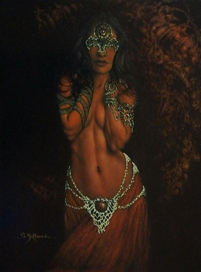 Celtic Spirit  Painting