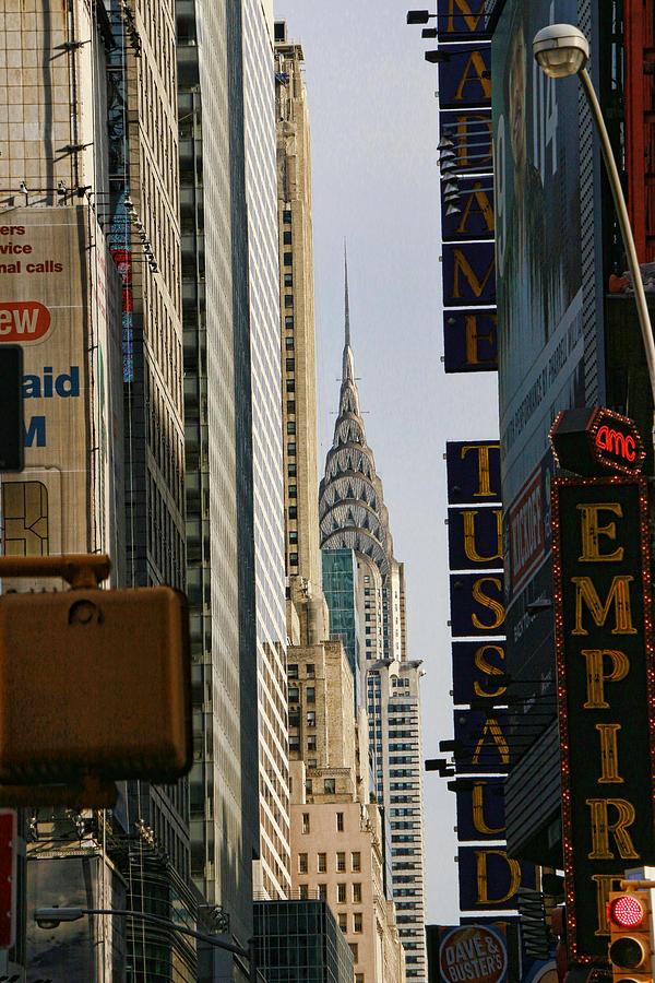 Chrysler Building Photograph