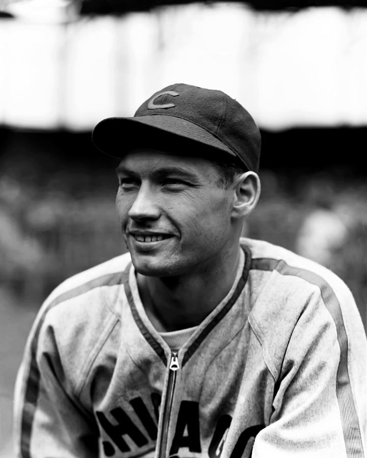 Baseball Photograph - Claiborne H. Clay Bryant by Retro Images Archive