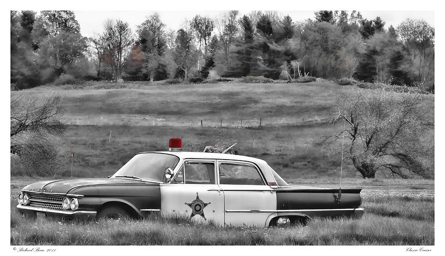 Classic Cruiser Photograph