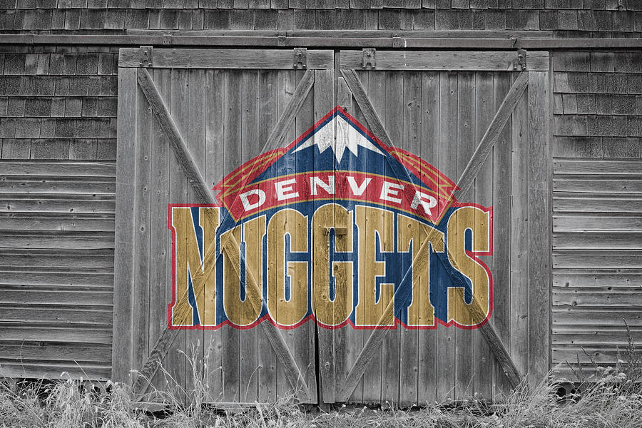 Denver Nuggets Photograph